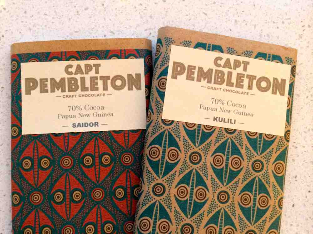 Capt Pembleton chocolate