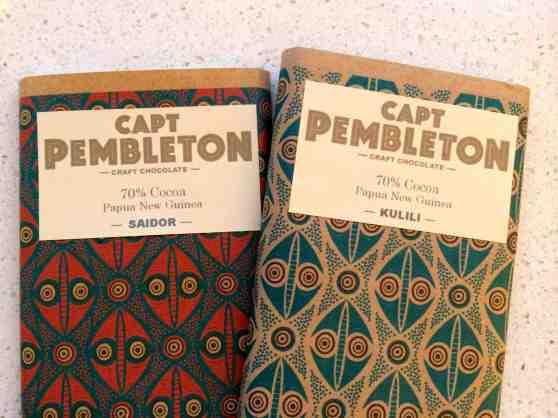 Capt Pembleton chocolate